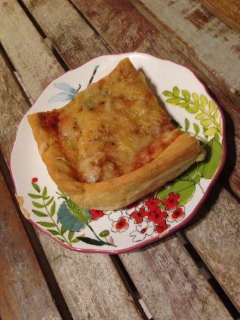 Square Pizza Margherita